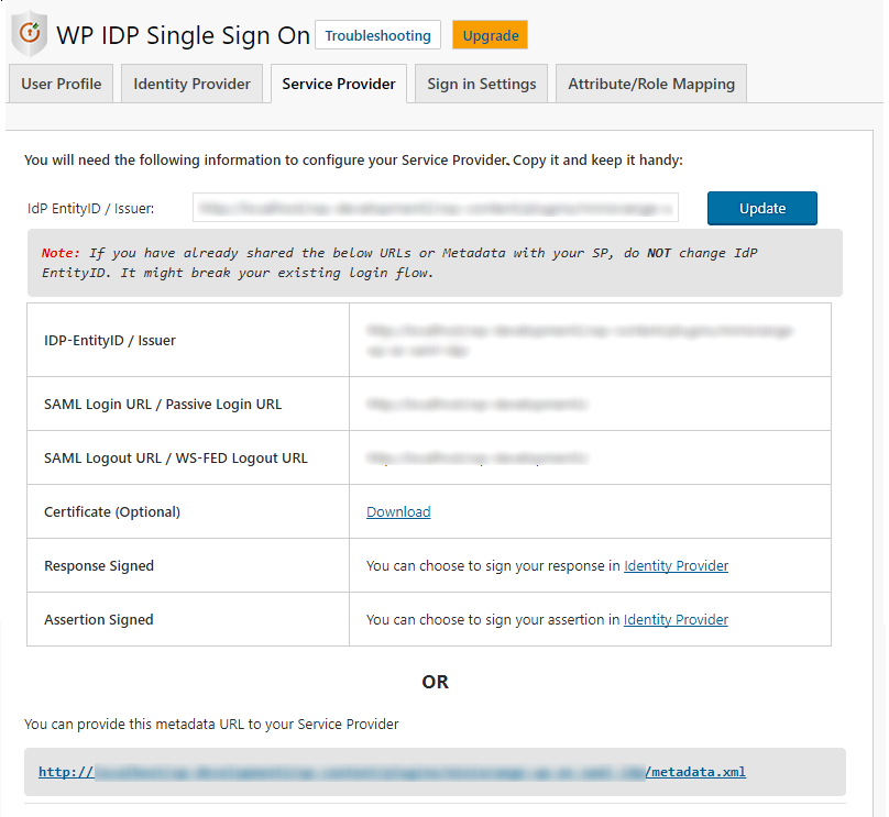 Single Sign On For Origami Risk Using Wordpress Plugins