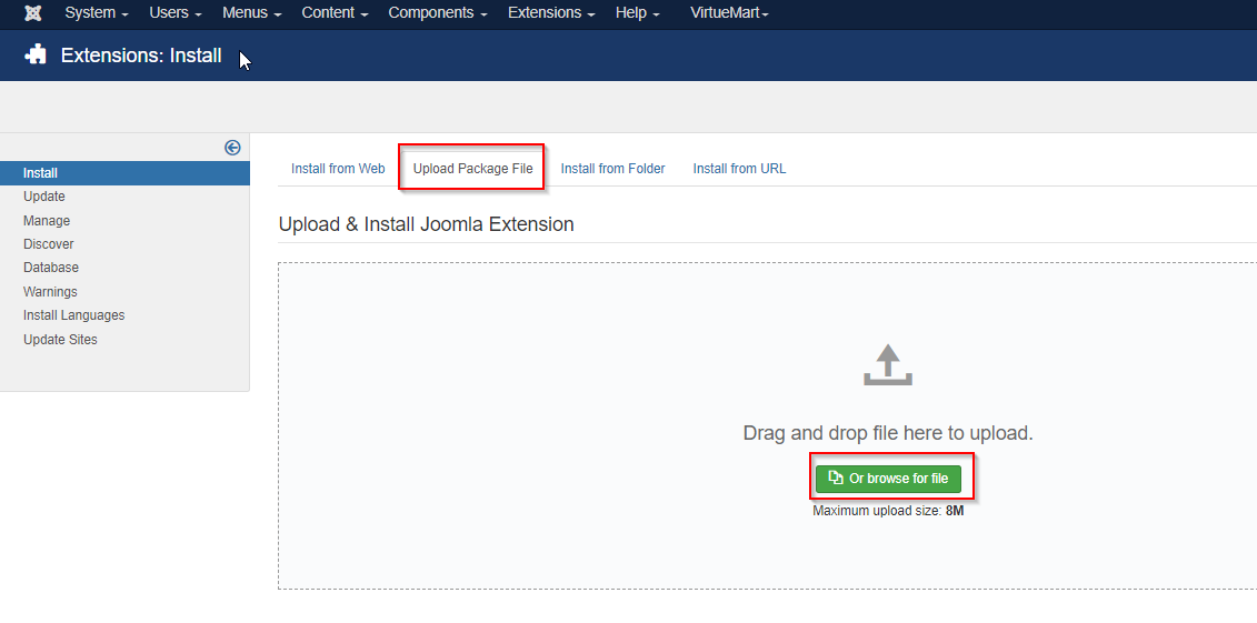 Joomla SAML IDP install for Facebook SP