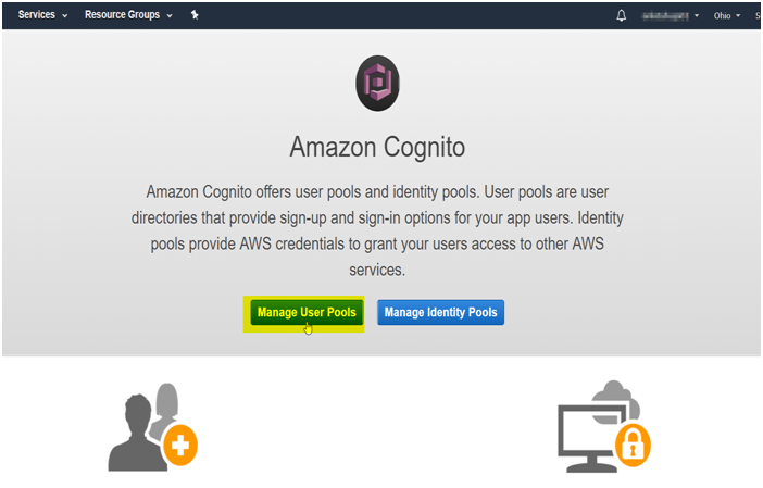 AWS Cognito User Pools