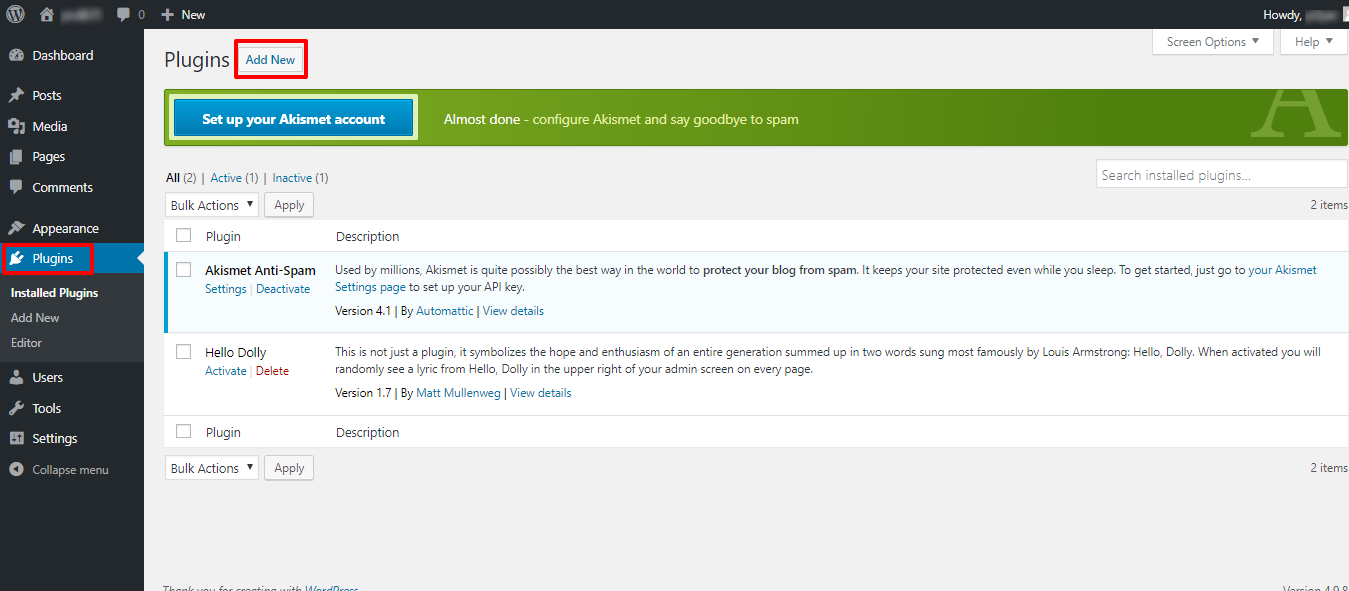 LDAP search widget add-on