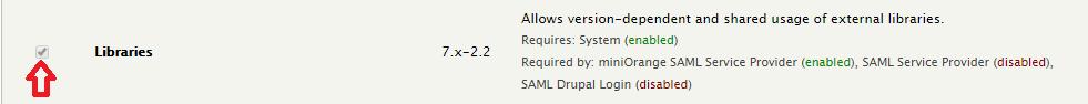 Drupal Download xmlseclibs