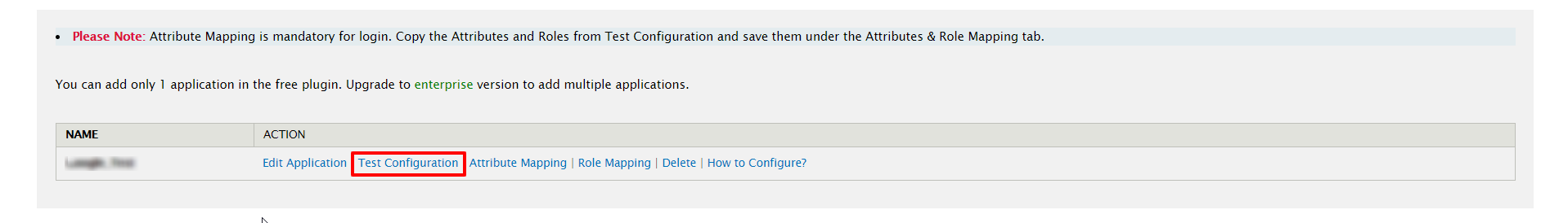 Cognito_sso_Drupal test configuration