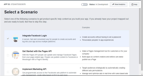 Facebook_sso_Integrate Facebook Login