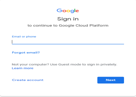 Client_sso_google sign up/login