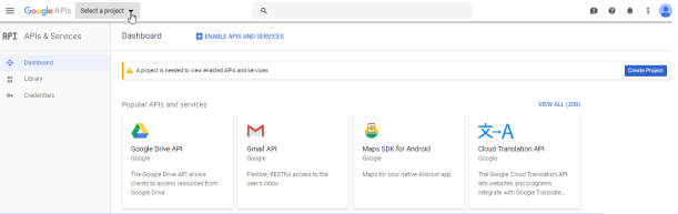 Client_sso_Google Apps Project