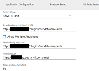 Configure AuthAnvil as IDP -SAML Single Sign-On(SSO) for WordPress - AuthAnvil SSO Login sso-5