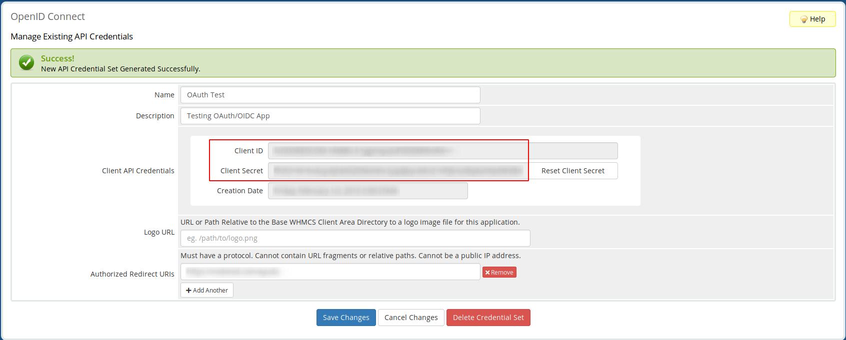 Check your client configuration