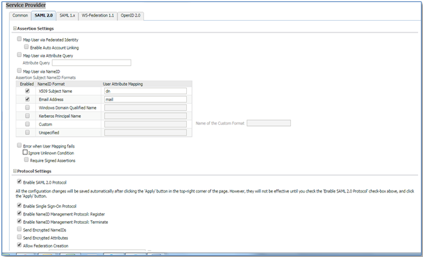 Single Sign On into JIRA using Oracle, Oracle SSO Login-2