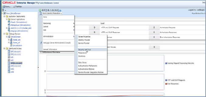 Oracle Enterprise Manager SSO-1