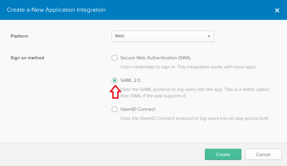 Single Sign On into JIRA using Okta, Okta SSO Login-3