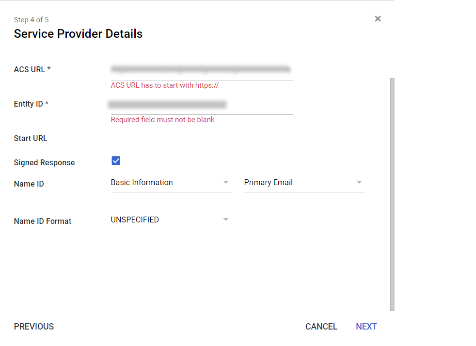 Google-apps sp details