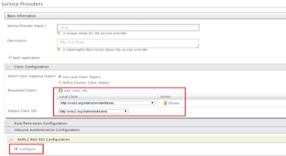 Single Sign On using Wso2, Wso2 SSO Login-1