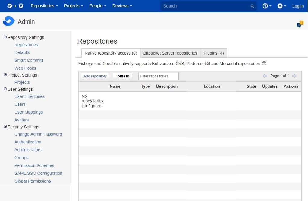 Atlassian SAML Fisheye - Plugins - miniOrange