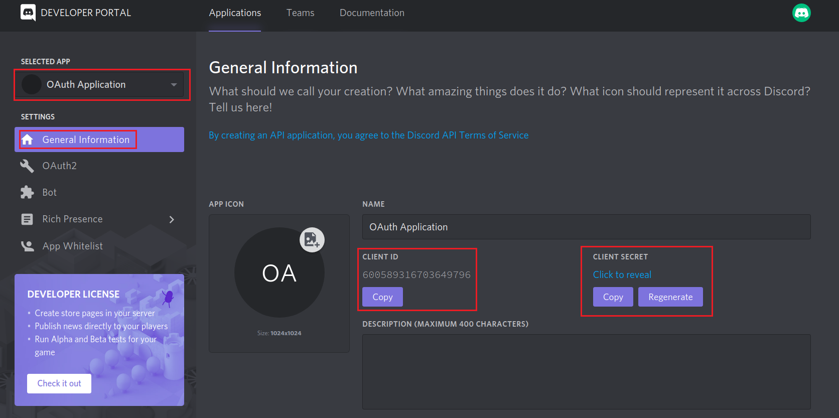 OAuth/OpenID/OIDC Single Sign On (SSO), Discord SSO Login General Information