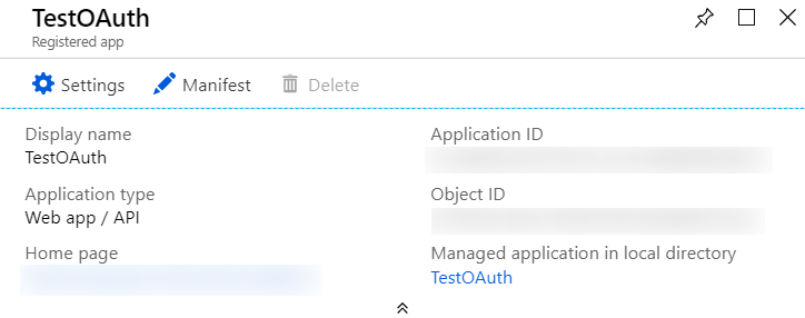 azure-ad-Application-id