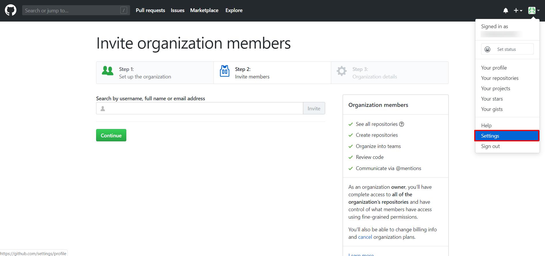OAuth/OpenID/OIDC Single Sign On (SSO), GitHub Enterprise SSO Login Create OAuth app