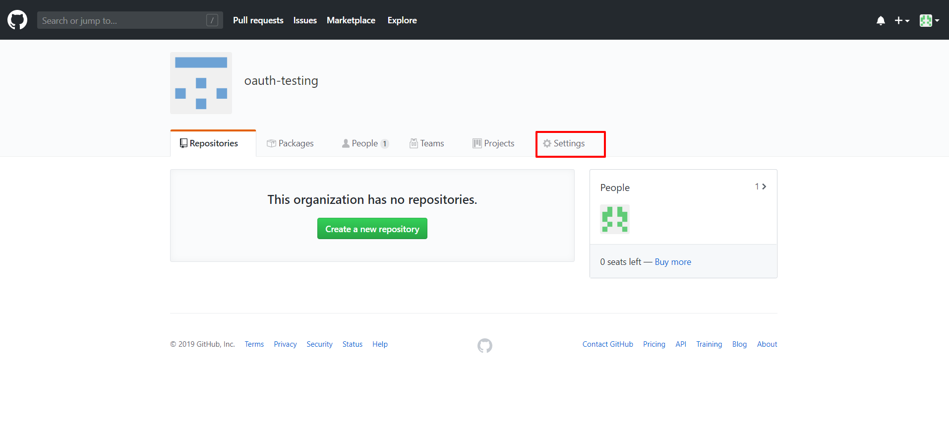 OAuth/OpenID/OIDC Single Sign On (SSO), GitHub Enterprise SSO Login Settings