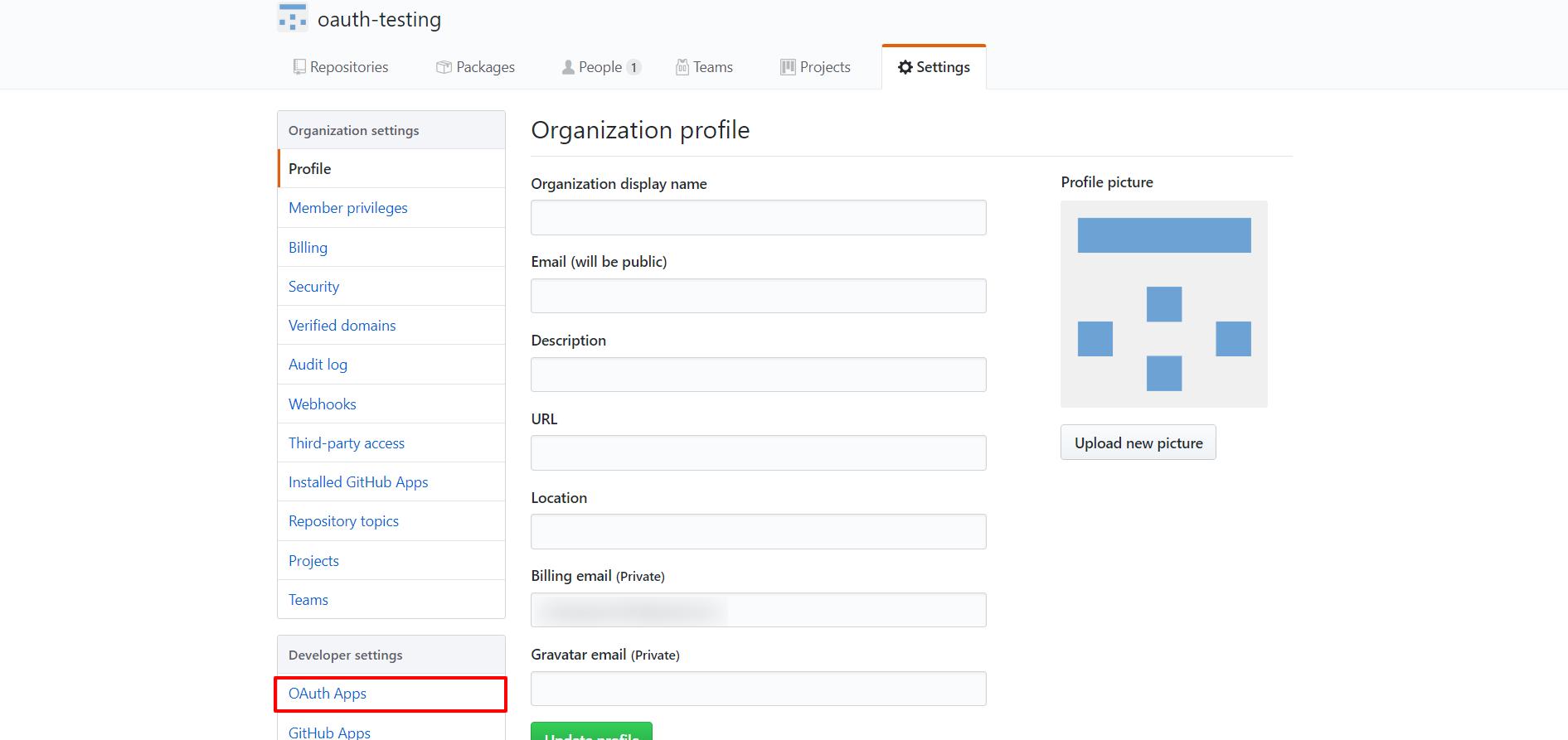 OAuth/OpenID/OIDC Single Sign On (SSO), GitHub Enterprise SSO Login OAuth Apps
