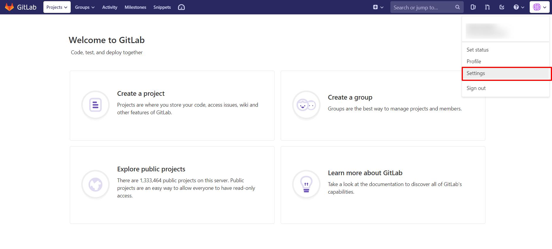 OAuth/OpenID/OIDC Single Sign On (SSO), GitLab SSO Login Setup Gitlab