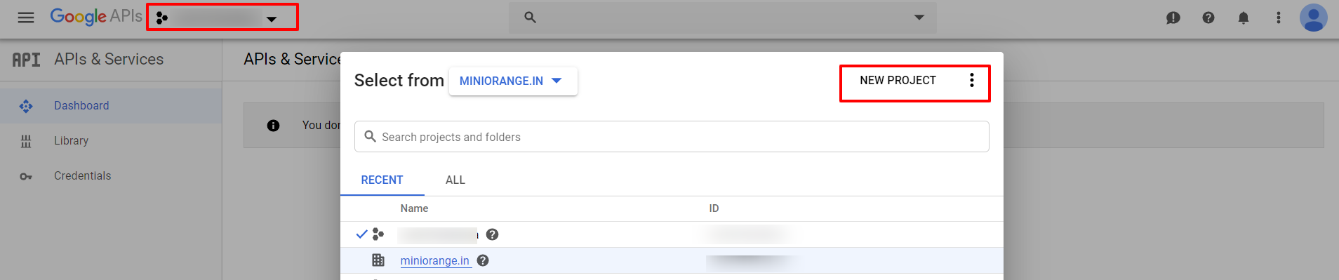 OAuth/OpenID/OIDC Single Sign On (SSO), Google Apps SSO Login Setup Google app