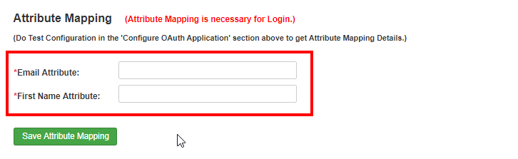 WildAppricot OAuth/OpenId test configuration