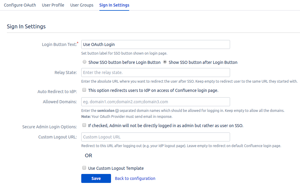confluence-oauth-openid-sso-sign-in-settings