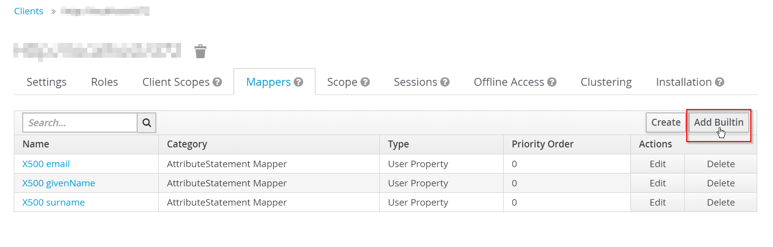 Add Mappers