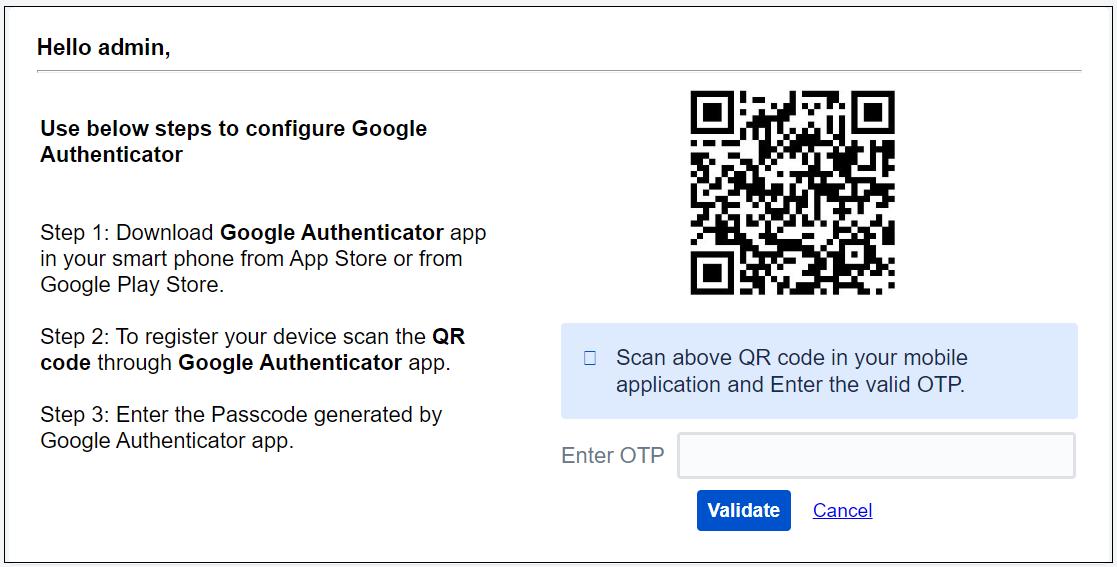 Two factor Authentication/2FA Confluence 2fA/MFA TFA