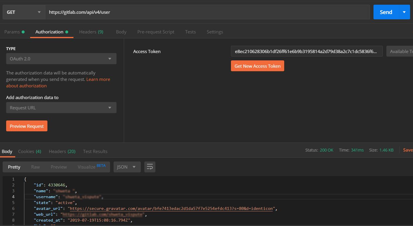 Rest API OAuth, API token, API Key authentication for Jira and Confluence Gitlab username
