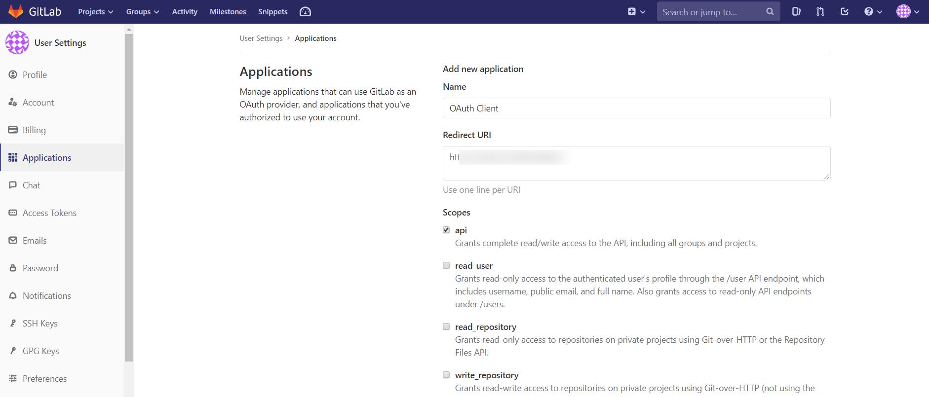 Rest API OAuth, API token, API Key authentication for Jira and Confluence Gitlab