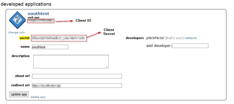 reddit Client ID
