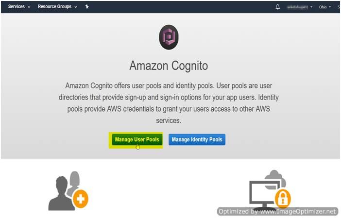 AWS Cognito User Pools