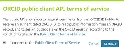 ORCID as an Oauth Review