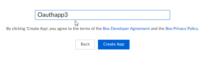 SSO to your application using Box(Create App)
