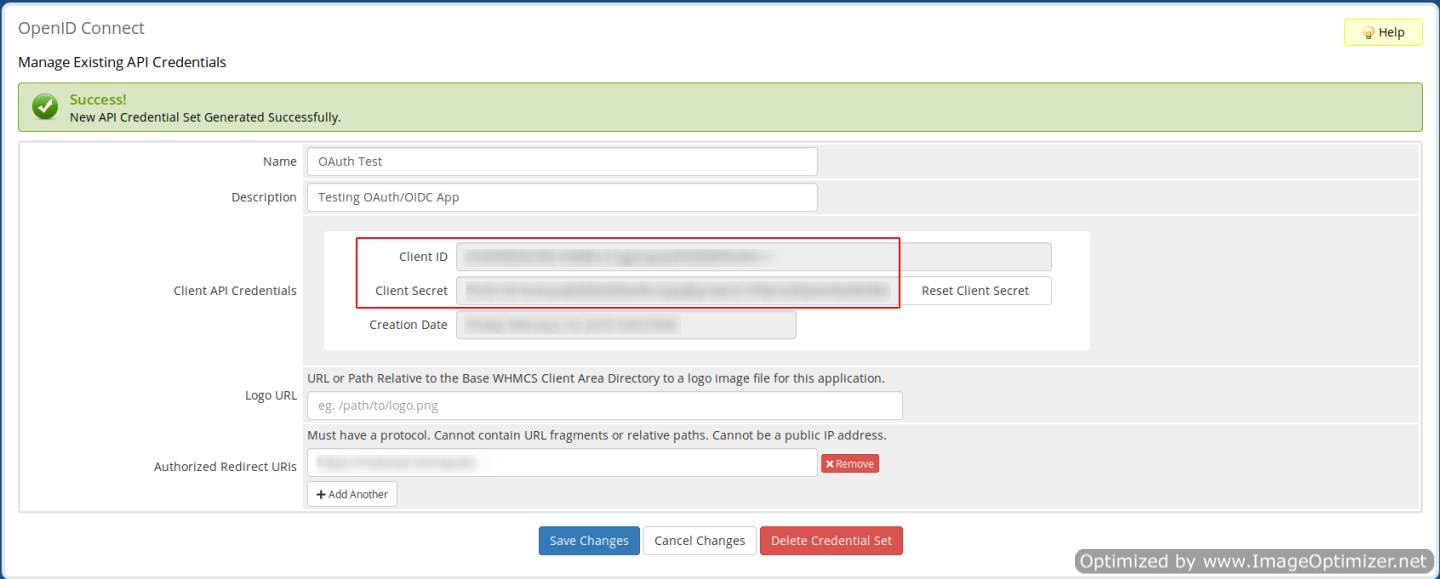 WHMCS Wordpress|Check your client configuration