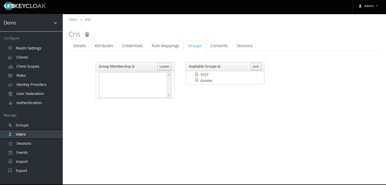 Keycloak SSO(create OpenId Client)