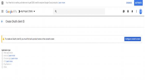 Client_sso_Configure consent screen