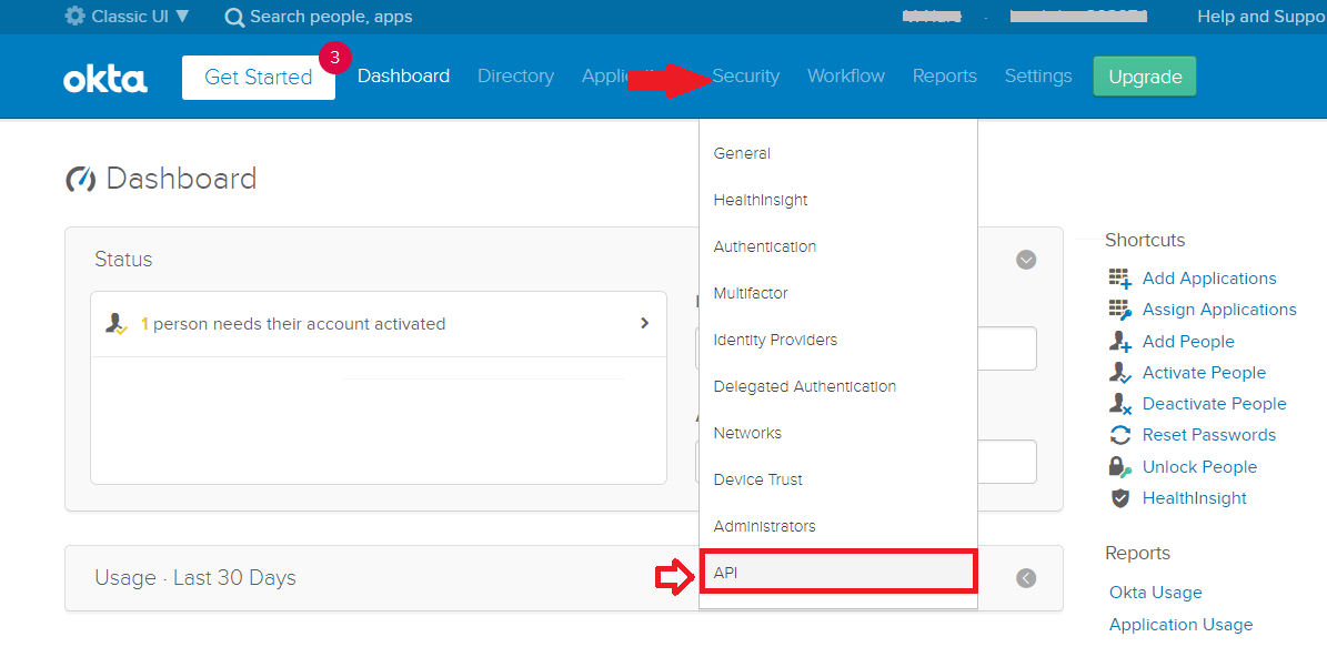 sync users, groups and directory details using Okta into Jira and Confluence