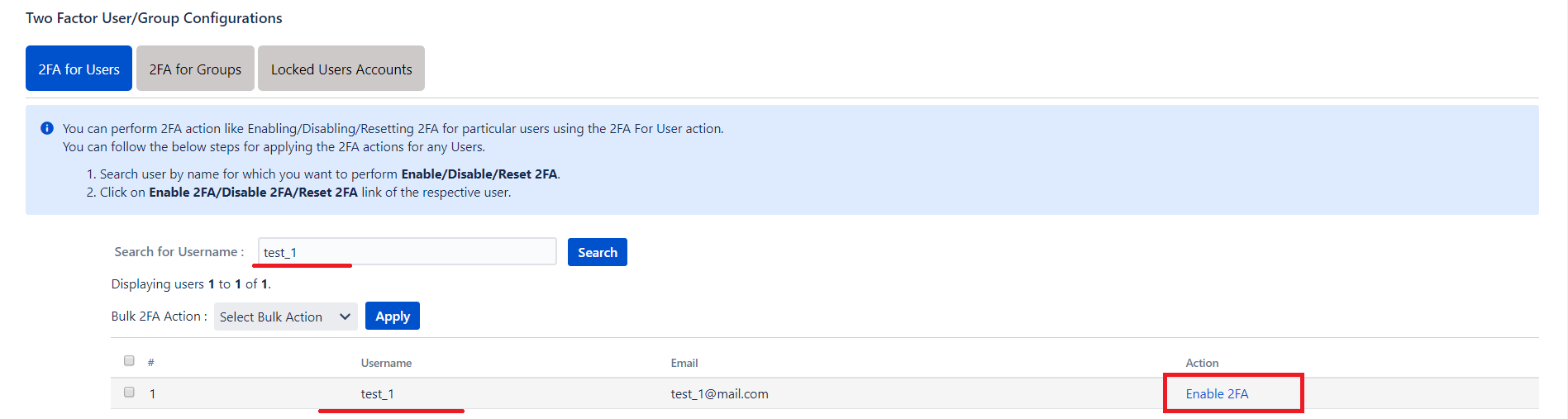 Two factor Authentication (2FA) for Jira