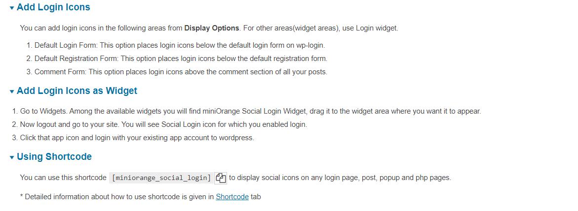 Social Login Woocommerce