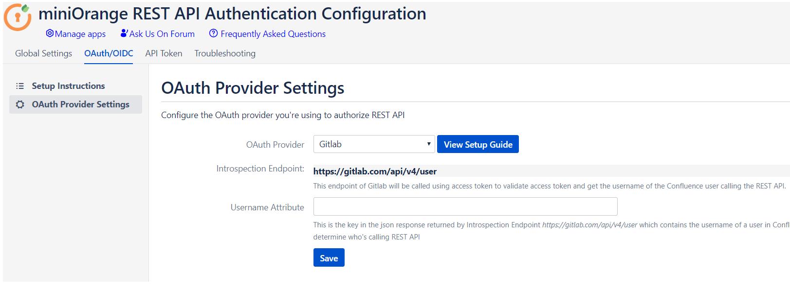 Rest API OAuth, API token, API Key authentication for Jira and Confluence Gitlab rest api