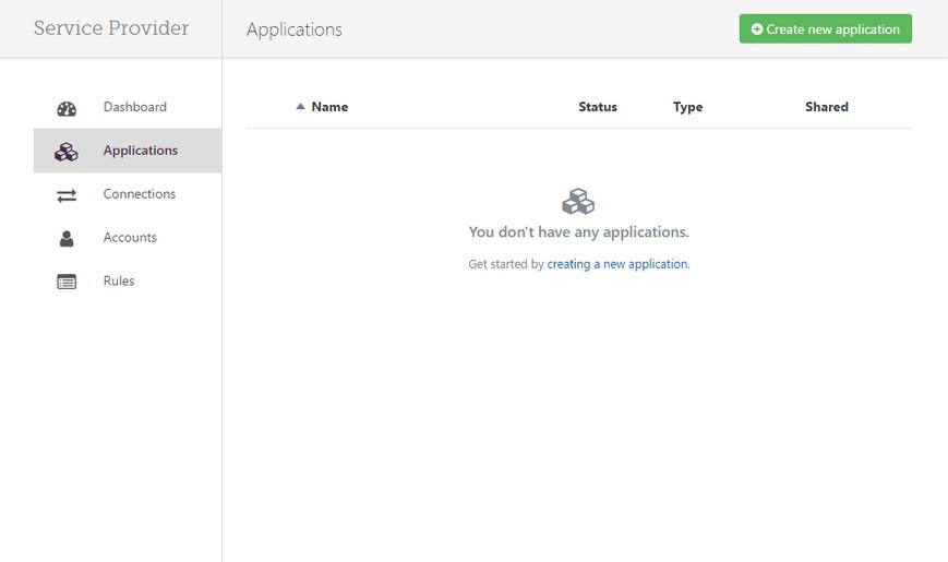 Configure OpenAthens App Client