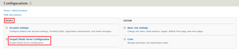 Rocket Chat Single Sign On SSO - Drupal Config