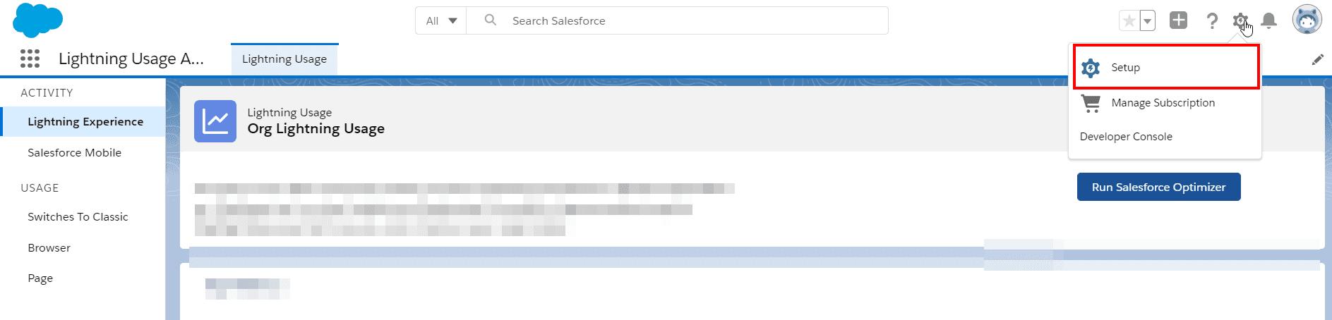 Drupal OAuth Client Salesforce Setup