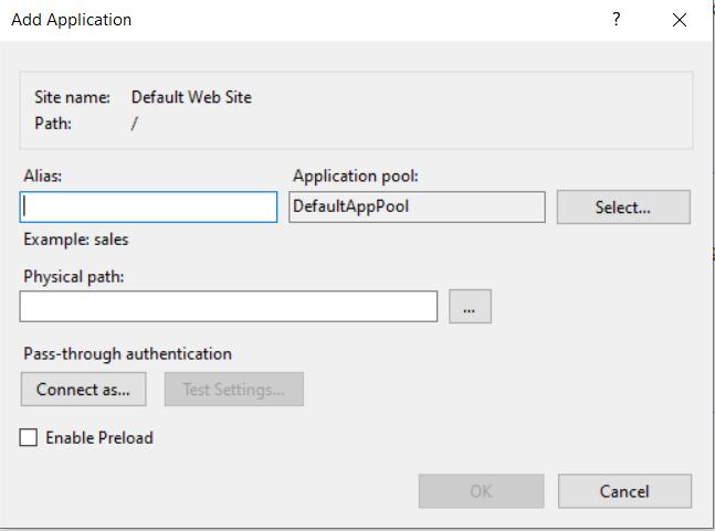 ASP.Net SAML Connector  add app