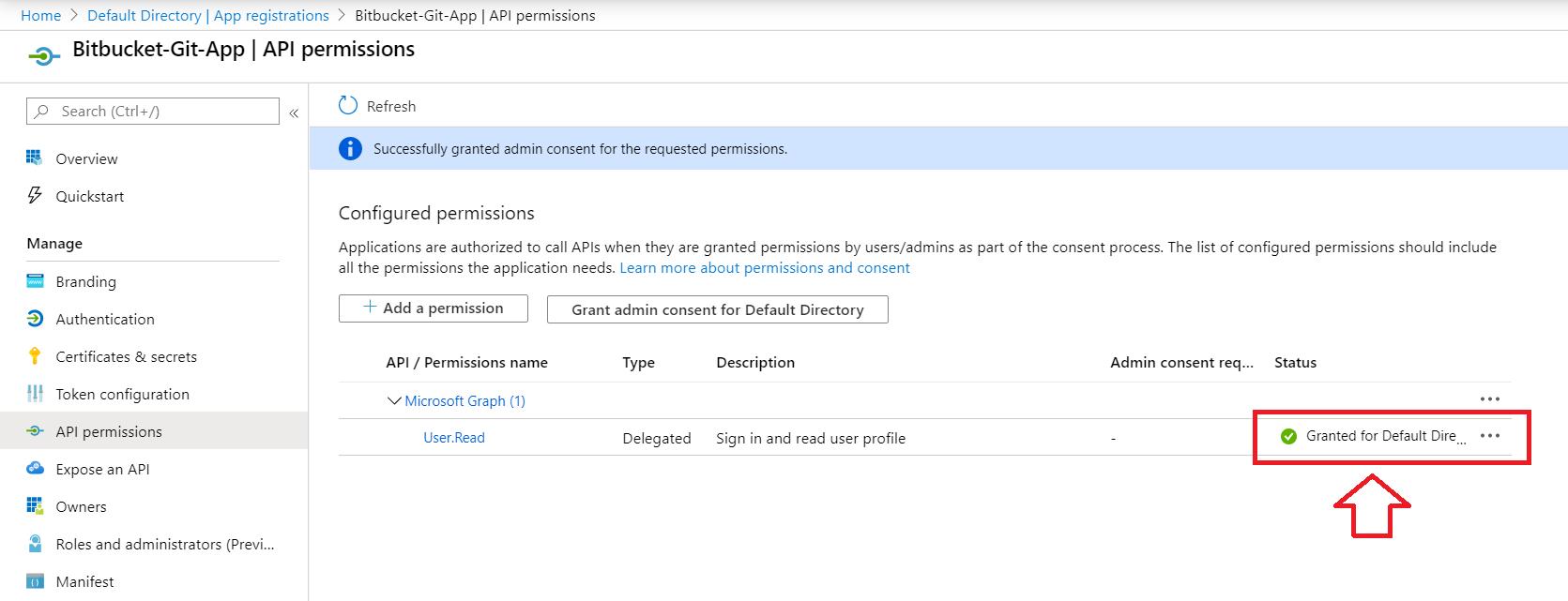 SAML Single Sign On Bitbucket using AzureAD,SSO