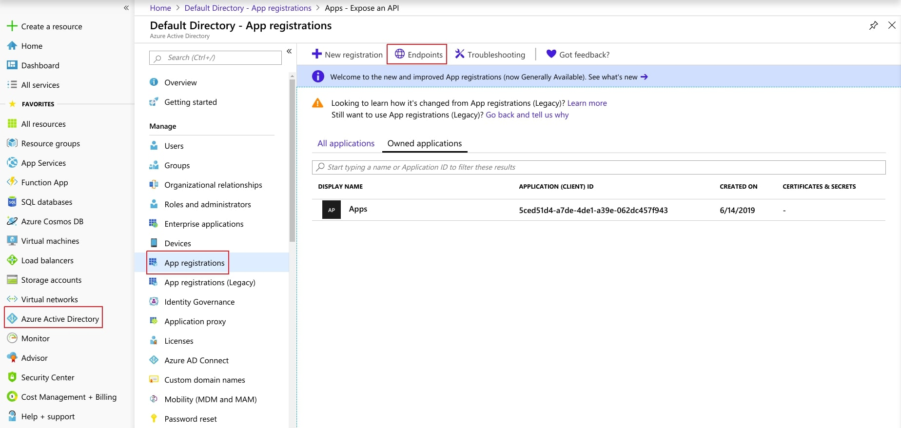 Azure AD SAML SSO Endpoints