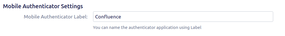 Setup Two Factor (2FA / MFA) Authentication for Confluence using OTP, KBA, TOTP methods
