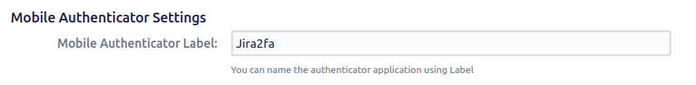 Setup Two Factor (2FA / MFA) Authentication for Jira using OTP, KBA, TOTP methods authentication settings