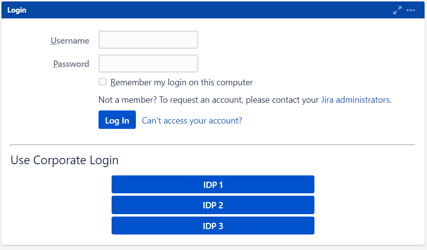 SAML Single Sign On (SSO) into Jira, default redirection rule login page